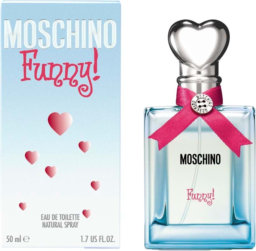 FUNNY EDT 50 ML - MOSCHINO