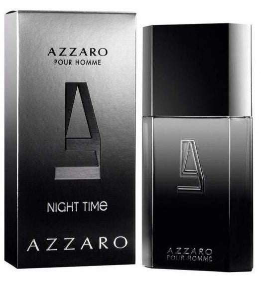 Azzaro Night Time  EDT 100 mL - Azzaro