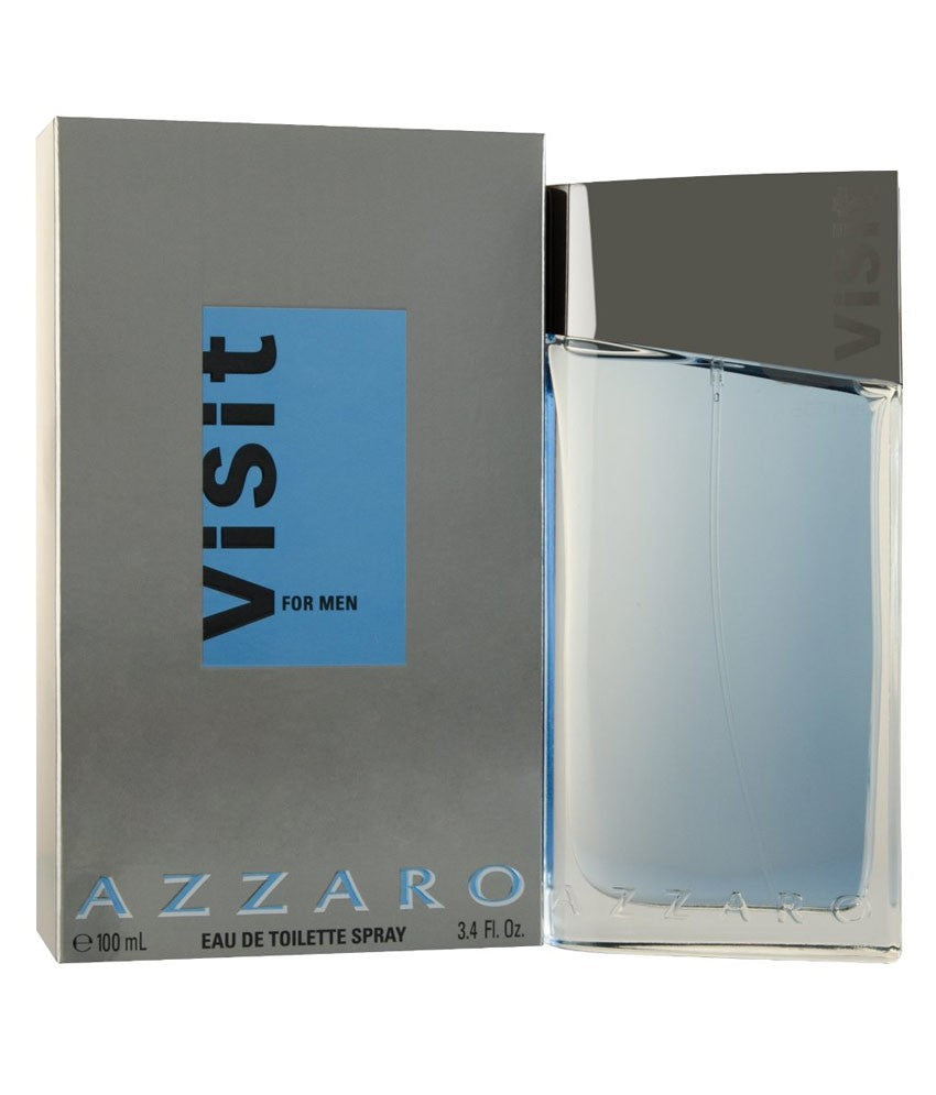 Visit Men EDT 100 ml - Azzaro