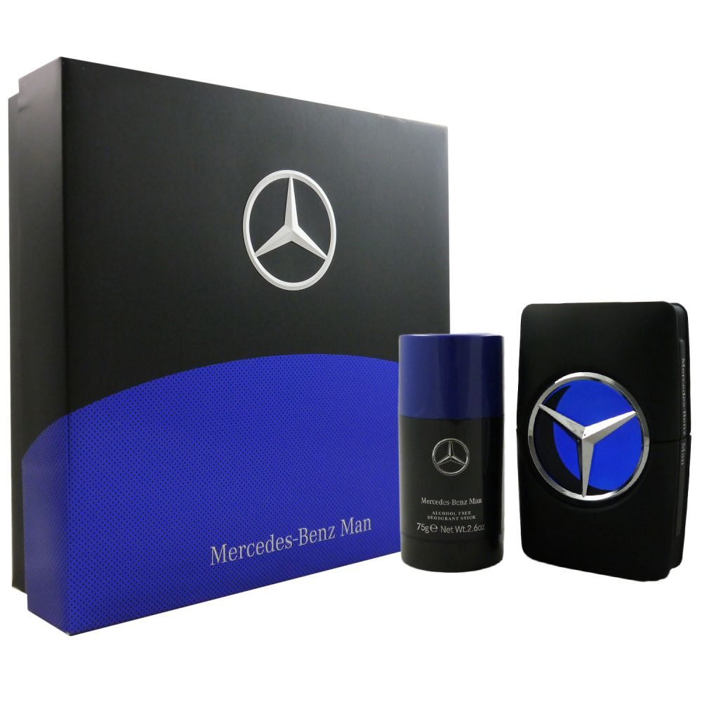 Mercedes Benz Man EDT 100ML + 75 ML DEO Hombre Set -  Mercedes Benz