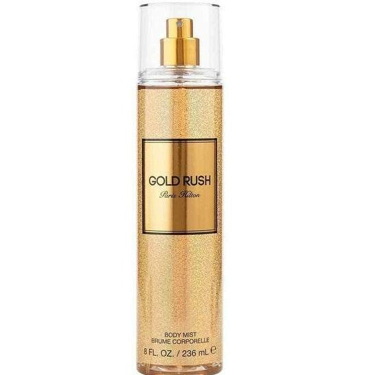 GOLD RUSH BODY MIST 236 ML - PARIS HILTON