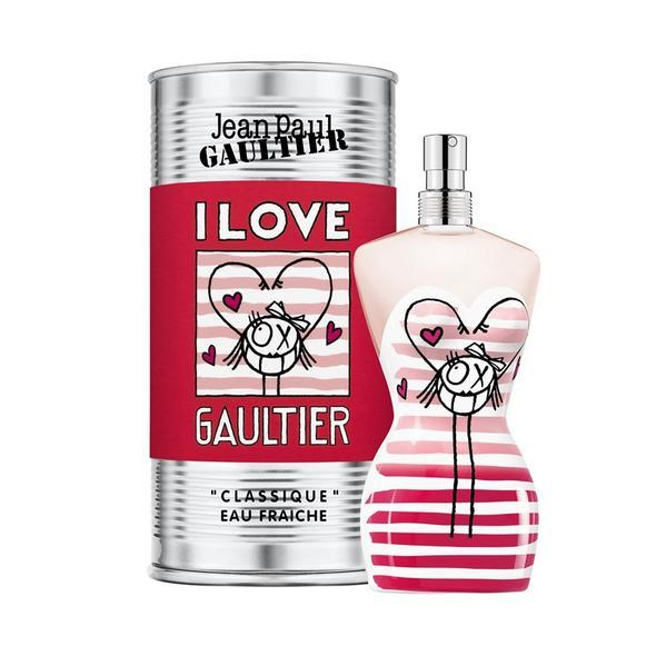 Jean Paul Gaultier I Love 100 ml Eau Fraiche