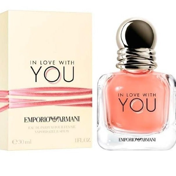 In love With You EDP Pour Femme 30 ml - Armani