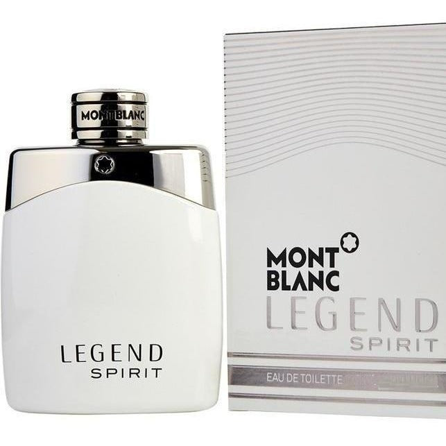 Legend Spirit EDT 200 ml - Mont Blanc