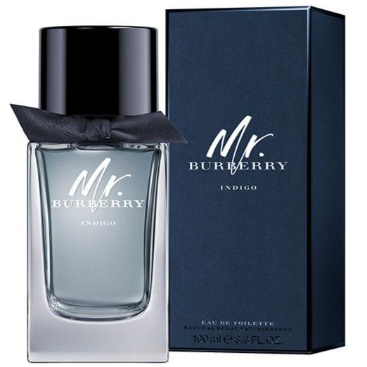 Mr. Burberry Indigo EDT 100 ml - Burberry