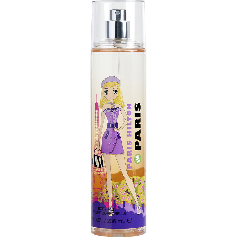Passport en París body mist 236 ml - Paris Hilton