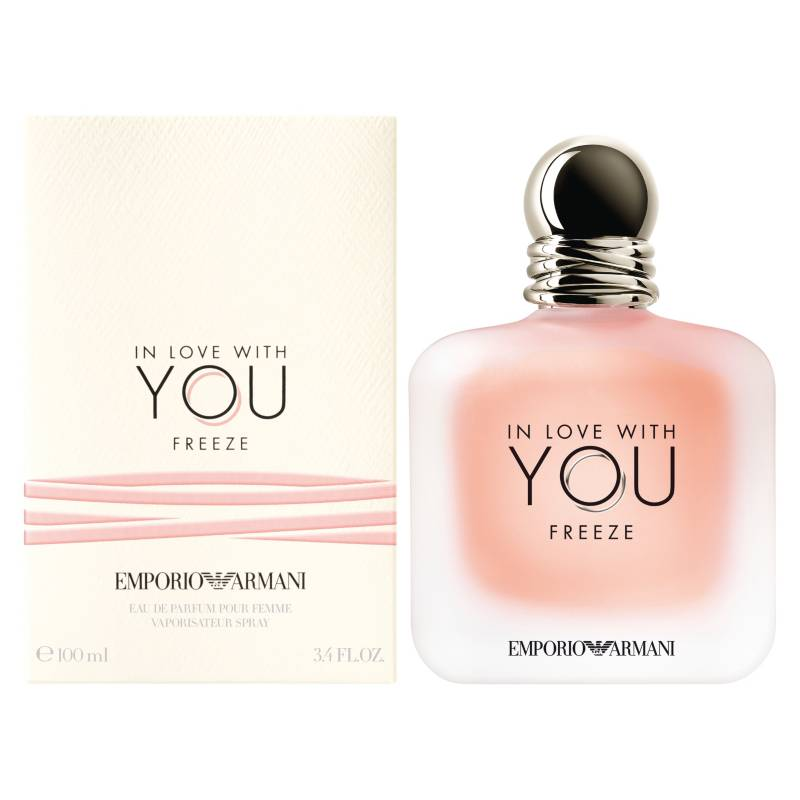 In Love With You Freeze Edp 30 ml Armani