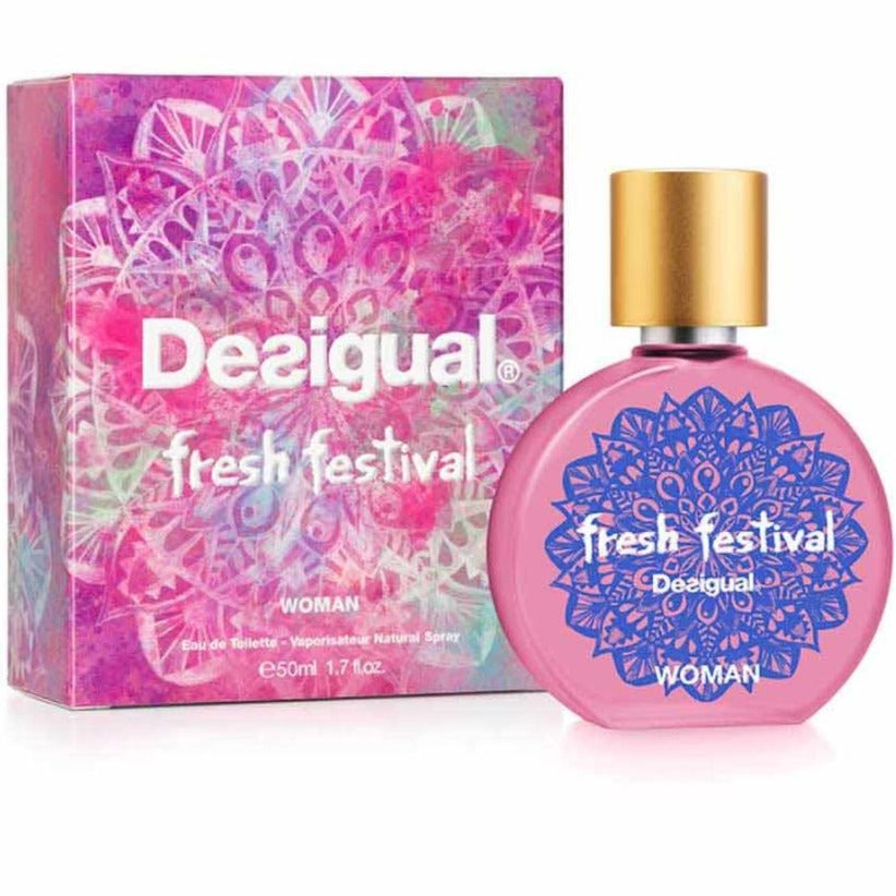 Fresh Festival Woman EDT 100 ml - Desigual