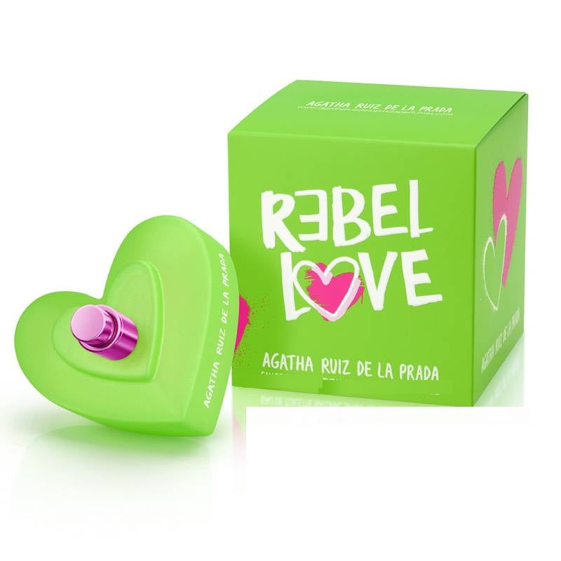Rebel Love EDT 30 ml - Agatha Ruiz - Agatha Ruiz de La Prada