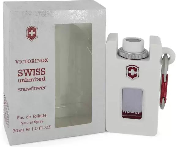 Swiss Army Unlimited Snowflower EDT 30 ml Mujer - Victorinox Swiss Army