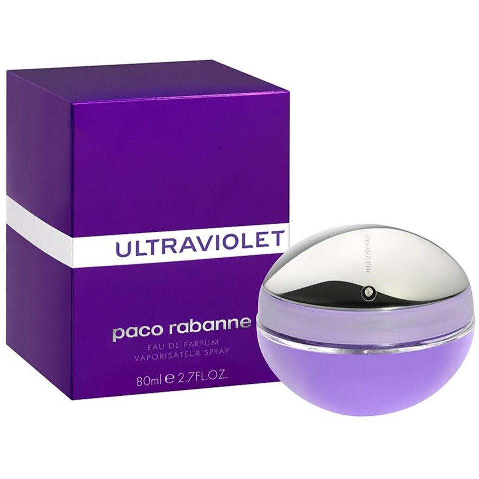 ULTRAVIOLET EDP 80 ML - PACO RABANNE