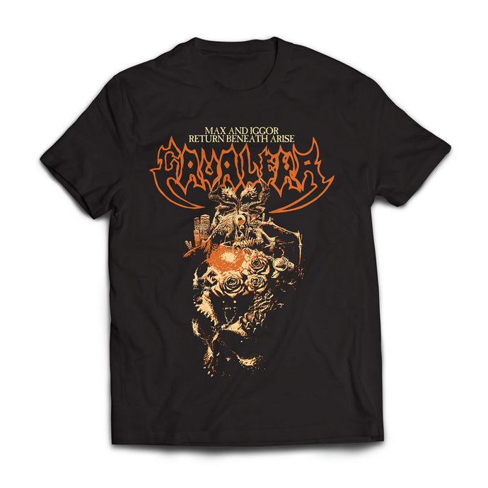 Beneath Arise Track List Shirt
