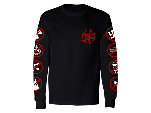 Nailbomb Long Sleeve