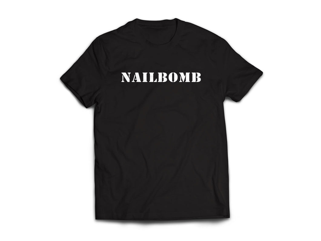Nailbomb Punk Loser shirt