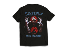 Load image into Gallery viewer, Soulfly Metal Halloween