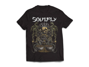 Soulfly Music Weapon Shirt
