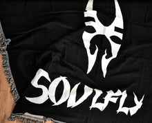 Load image into Gallery viewer, Soulfly Blanket - Official
