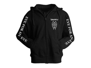 Eye for an eye - Zip Hoodie