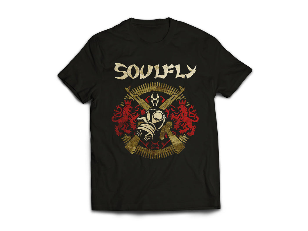 Soulfly Live Life Hard