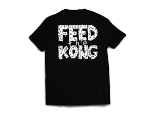 Lody Kong Feed The Kong B/W Shirt