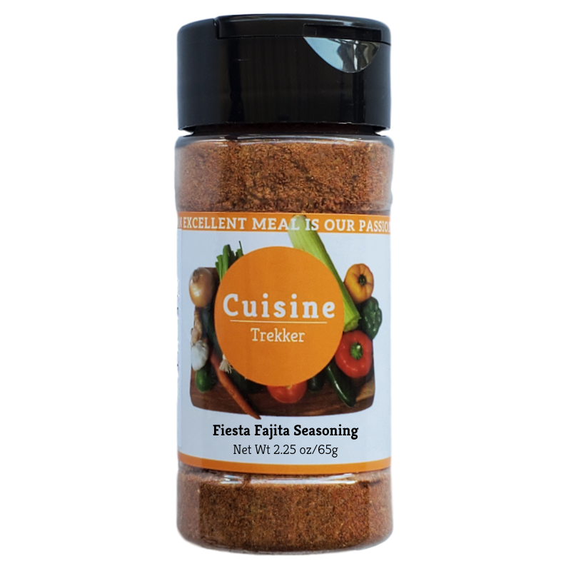 Fiesta Fajita Seasoning