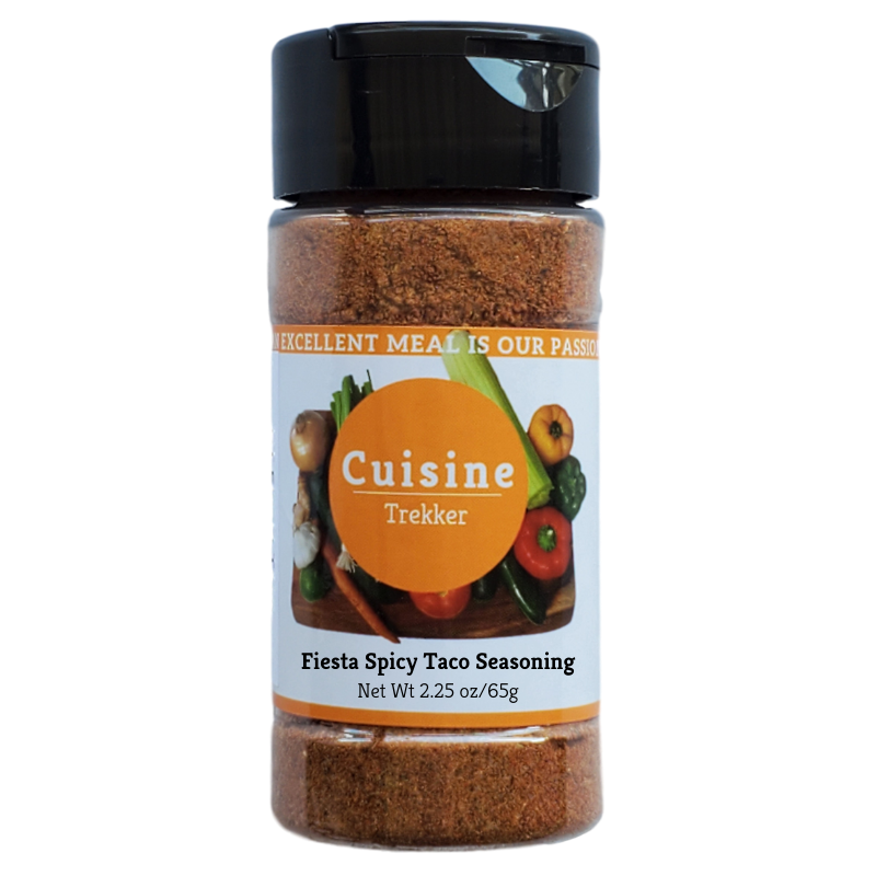 Fiesta Spicy Taco Seasoning