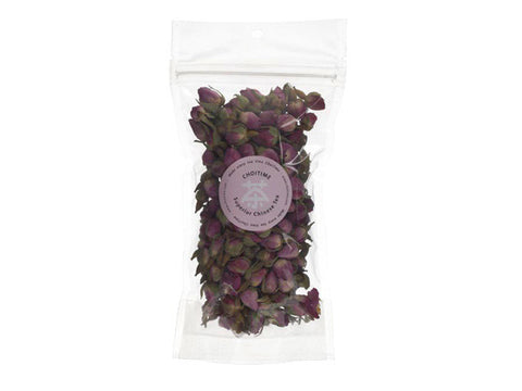 Damask rose buds - (Herbal Infusion)