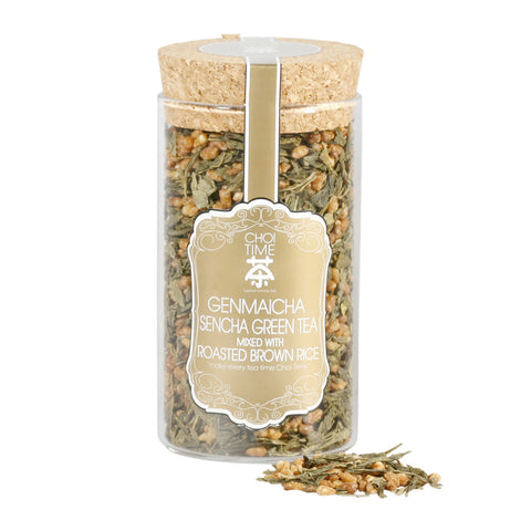*NEW* Genmaicha - Sencha Green Tea mixed with Brown Rice
