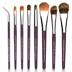 Makeup Brush Set: Can't Live Without 8 Piece