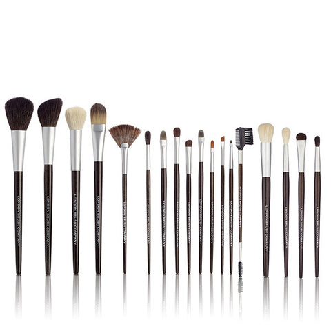 LBCDEBBO Makeup Brush Set: Debut + Bolt On Combo