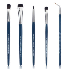 Makeup Brush Set: I Can Contour Eyes - Vegan NouVeau 5 Piece