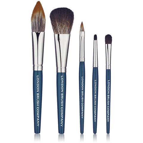 Makeup Brush Set: NouVeau Travel
