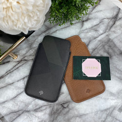 Mulberry iPhone 6 Pouches in Camo Print and Tan