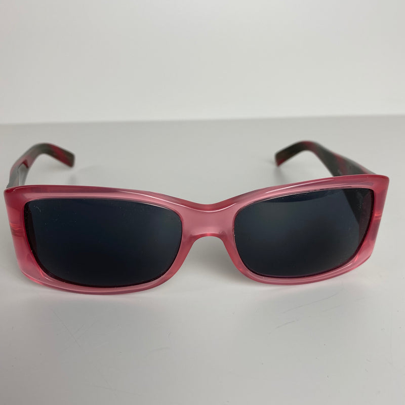 Etro Pink Rectangular Sunglasses