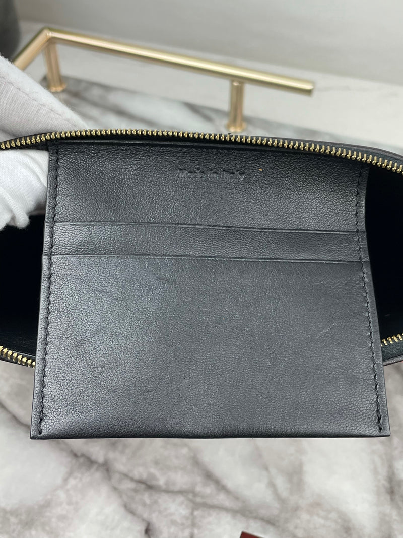 Céline Tricolour Envelope Clutch Bag