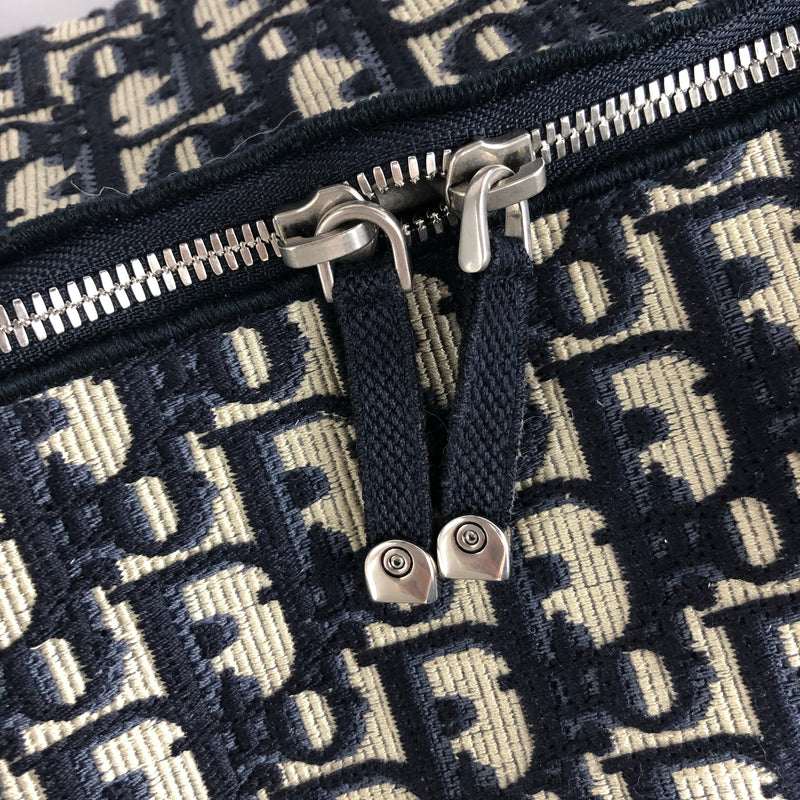 Christian Dior Bowling Bag in Jacquard Oblique