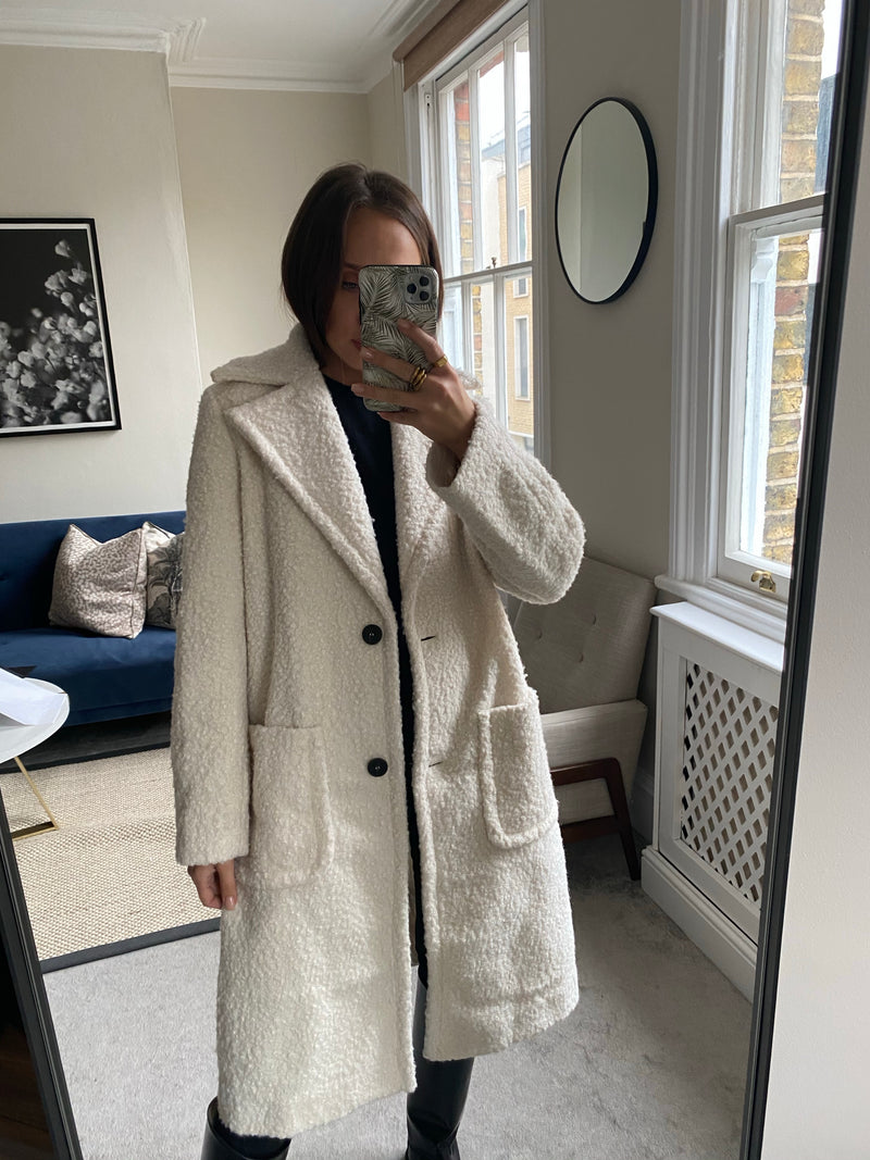 Pinko Teddy Coat