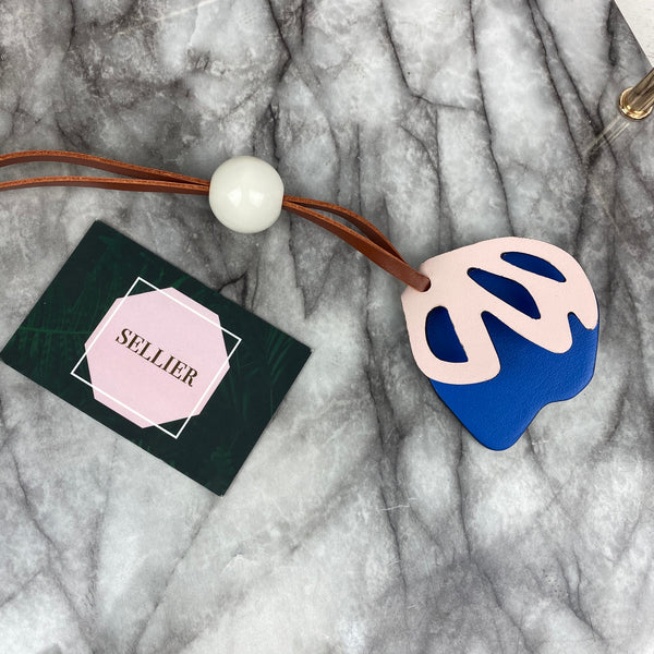 Marni Leather Bag Charm