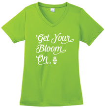 Load image into Gallery viewer, Get Your Bloom On T-Shirt