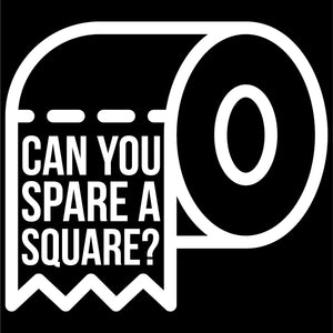 Can You Spare a Square? T-Shirt