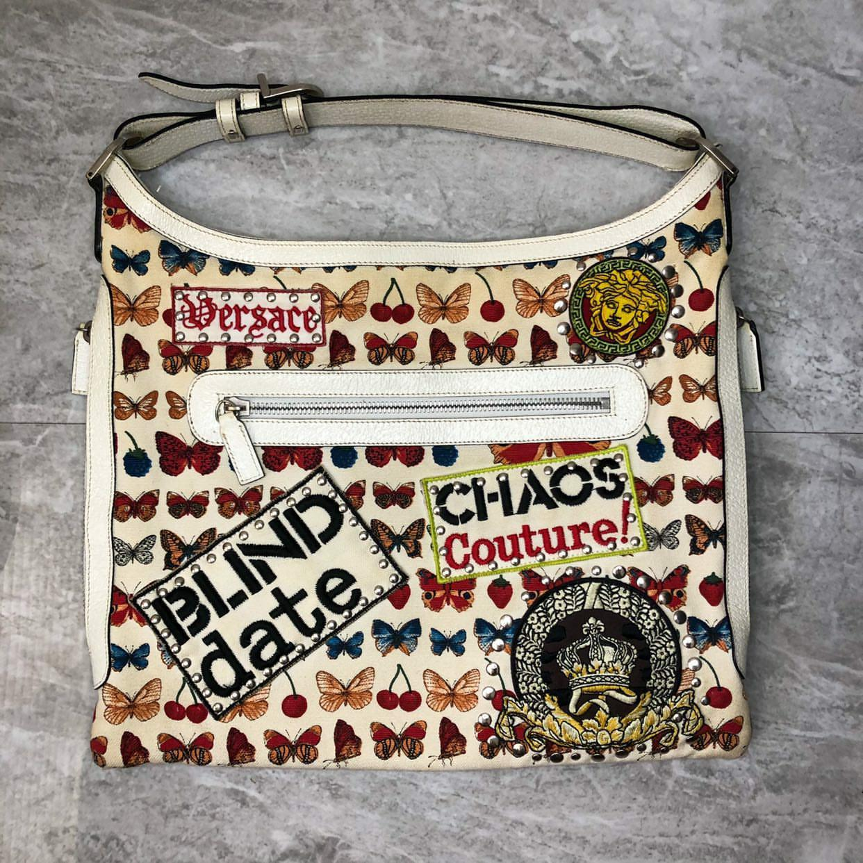 Versace Couture Bag