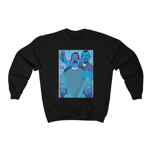 Barber Shop #669 Sweatshirt