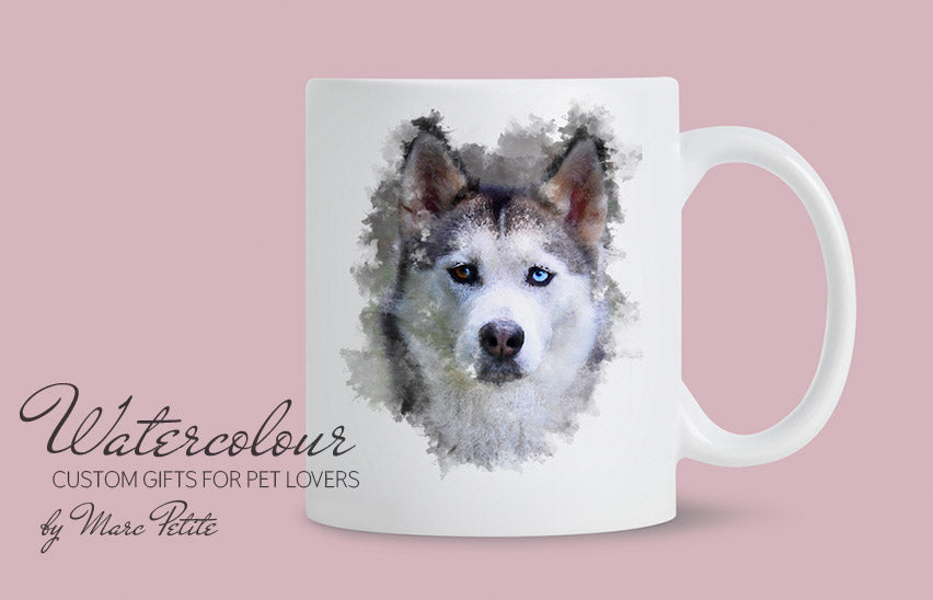 Husky Cup - Gifts for Husky Lovers
