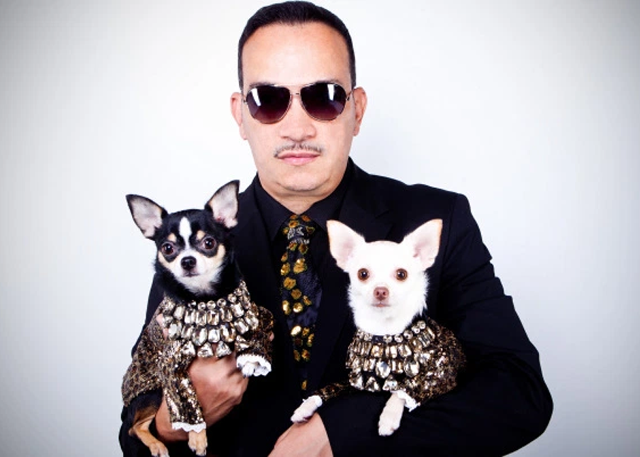 Anthony Rubio – the trendsetter in the world of canine couture