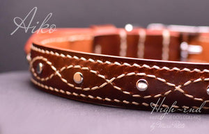 high end dog collars