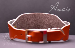 Soft Luxury Dog Collar