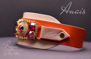 Bling Bling Dog Collar