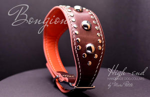Handmade Extra Large Dog Collars