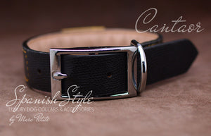 Handmade dog collars