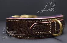 Load image into Gallery viewer, Handmade dog collar
